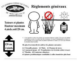 règlements généraux
