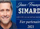 Jean-François Simard fier partenaire 2021